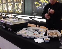 Anjou Saveurs - AVRILLE - Buffet repas