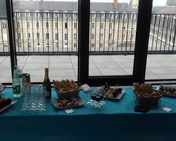 Anjou Saveurs - AVRILLE - Nos prestations Cocktails-Buffets-Repas
